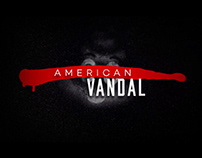 Netflix - American Vandal - Season 2