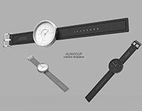 AlwaysUp-Creative Timepiece