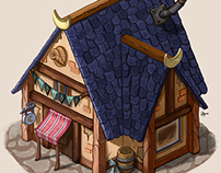 Witch's Shop