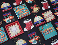 Clarke Quay: Christmas