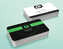Graphic Design, Business Card, Branding