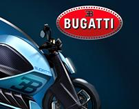 Bugatti Bike Concept Challenge