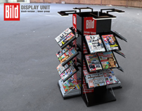 NEWSPAPER DISPLAY UNIT