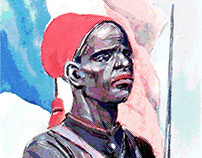 La caravane de la mémoire : les tirailleurs sénégalais