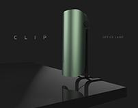 CLIP - LED LAMP OFFICE