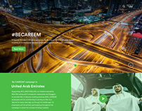Landing Page Design - Careem
