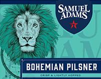 Samuel Adams - 'Bohemian Pilsner'