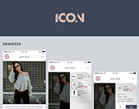 Icon - Fashion App