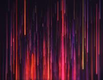 Particle Rain