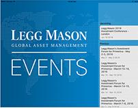 LM Event App