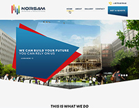 NORSAM - Construction company in Denmark