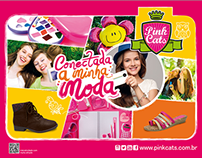 Pink Cats - Inverno 2015