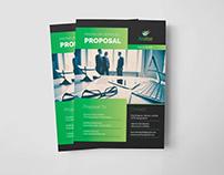 Clean Multipurpose Proposal Template
