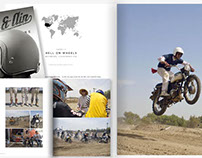 Photography Spread in 'Iron & Air' Magazine