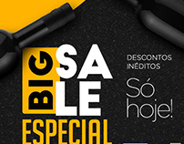 Big Sale - Wine.com.br