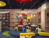 Kids book store