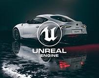 Supra - Unreal Engine 4 RTX