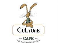Culture Cafe Logo