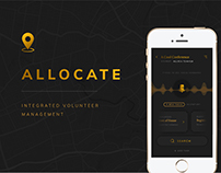 Allocate - Case Study, Integrated Volunteer Management