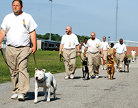 Leader Dogs Trained Through Correctional Facility