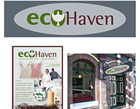 ecoHaven BRANDING & promotion design