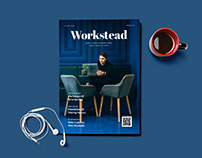 Workstead | Magazine Template