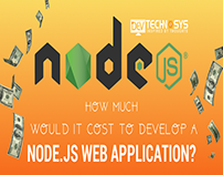 How Much Would it Cost to Develop a Node.js Web App