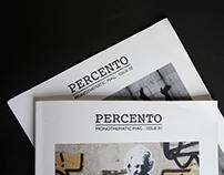 Percento - Monothematic Mag