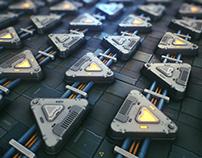 Sci-Fi Panels | SD