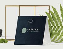 Inspira Cadernos - Logo   Identity