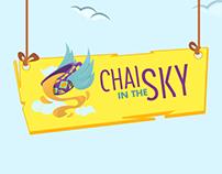 Branding & Social | Chai in the Sky