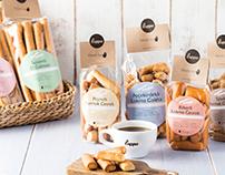 Luppa Cracker Packaging Design