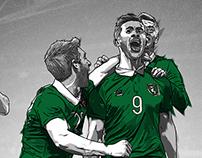 League of Ireland Internationals