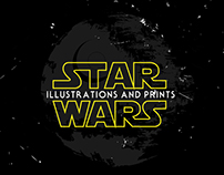 STAR WARS: Illustrations and Prints