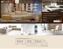 FurnishMall.com - Interior Decor Website