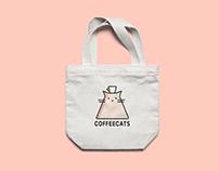 Logo: CoffeeCats