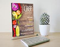 Chef Kimi Reid Magazine