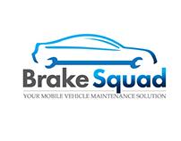 Brake Squad Logo
