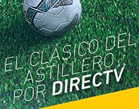 EL CLÁSICO DEL ASTILLERO POR DIRECTV PLAY