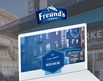 Freud Fish Website