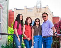 Nguyen Family Photoshoot