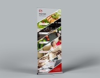 Rollup Design - Smartbell Trade Show Banner