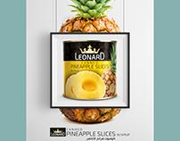 Leonard - Advertisement