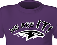 Indian Trail Academy Cheer Camp T-Shirt