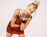 Old Flame Label