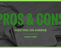 Pros & Cons of Hosting on Airbnb