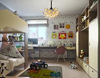 Сhildren's room 2