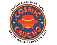 Cosmic Gaucho Logos