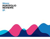Invitación Bēhance Portafolio Reviews