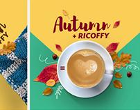 Nescafe Ricoffy Social Media